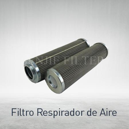 Filtros respirador de aire