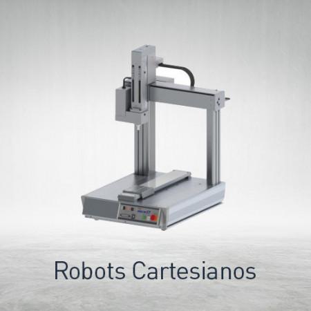 Robots cartesianos