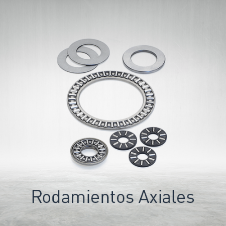Rodamientos axiales