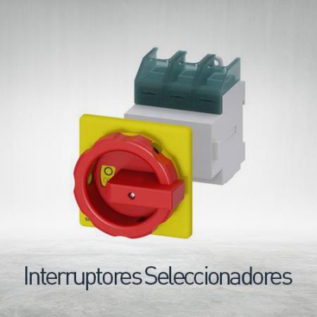 Interruptores - Seleccionadores