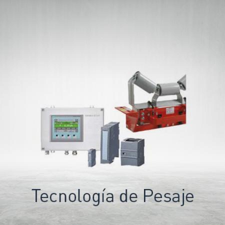 Tecnología de Pesaje