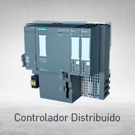 Controlador distribuido