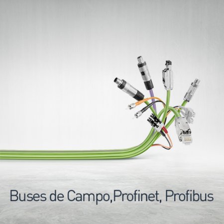 Buses de campo, Profinet, Profibus