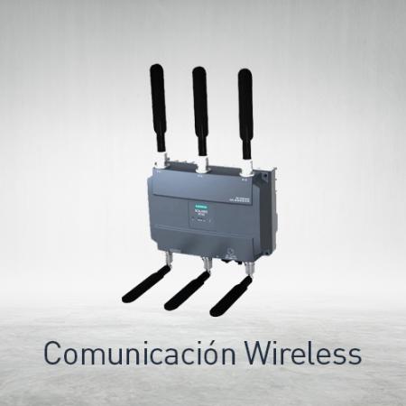 Comunicación wireless
