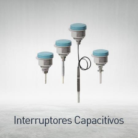 Interruptores de nivel capacitivos