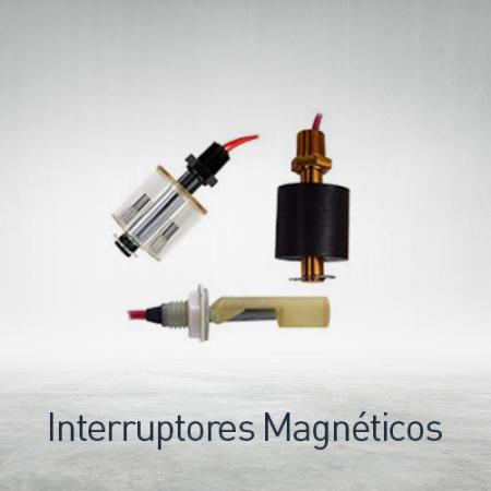 Interruptores de nivel magnéticos