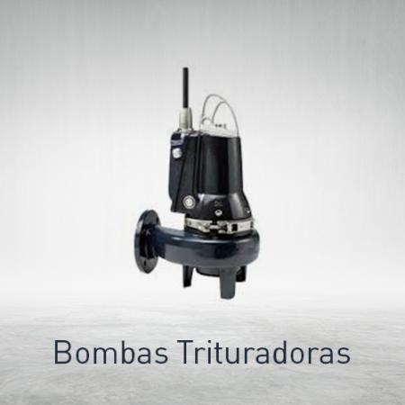 Bombas trituradoras