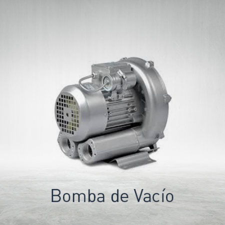 Bombas de vacío