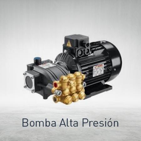 Bombas de alta presión