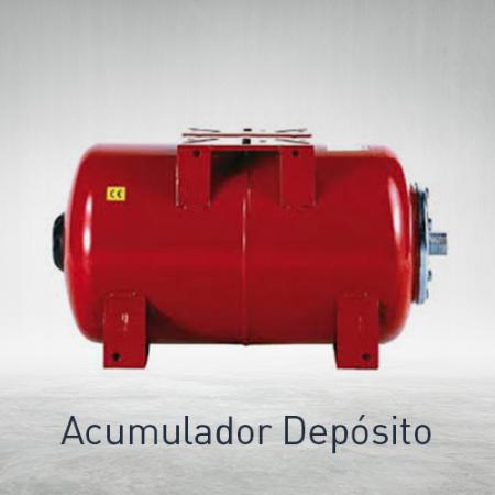 Acumuladores - depósitos