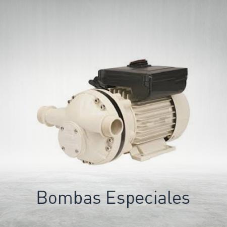 Bombas especiales