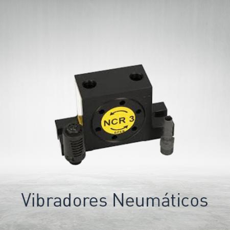 Vibradores neumáticos