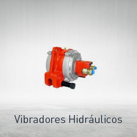 Vibradores hidráulicos