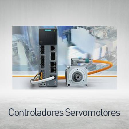 Controladores servomotores