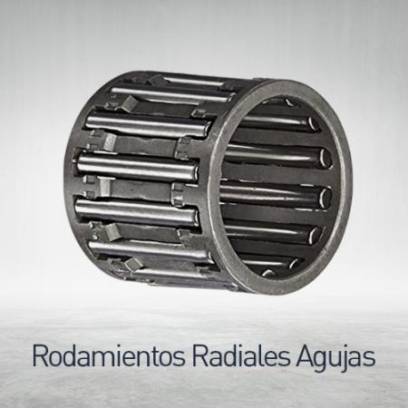 Rodamientos radiales de agujas