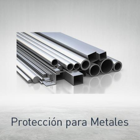 Protección para metales