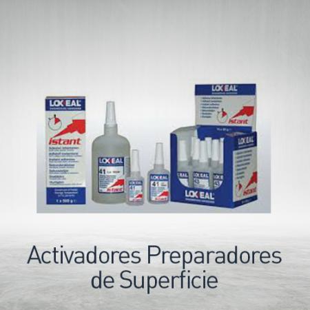 Activadores - preparadores de superficie