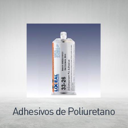 Adhesivos de poliuretano