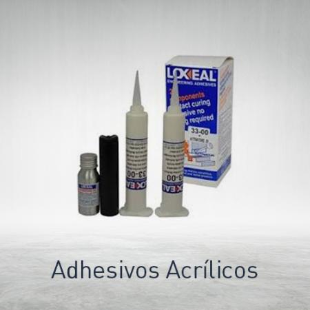 Adhesivos acrílicos