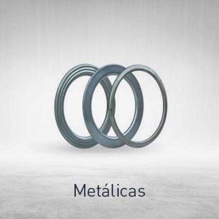 Metálicas