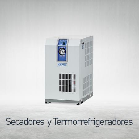Secadores y termorrefrigeradores