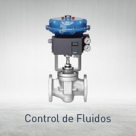 Control de fluidos