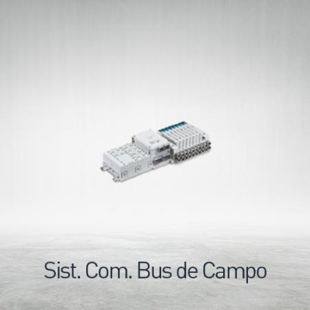 Sistemas comunicación bus de campo