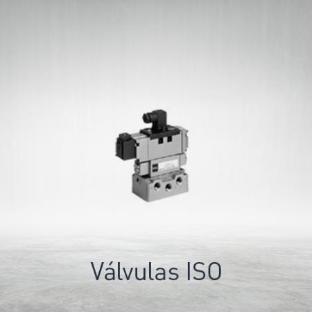 Válvulas ISO