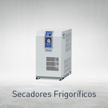 Secadores frigoríficos y membrana