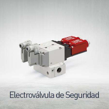 Electroválvulas de seguridad