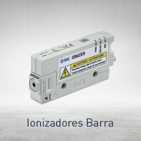 Ionizadores barra