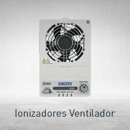 Ionizadores de ventilador