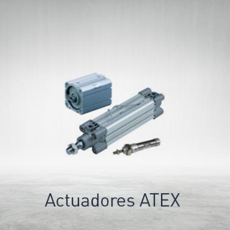 Actuadores ATEX