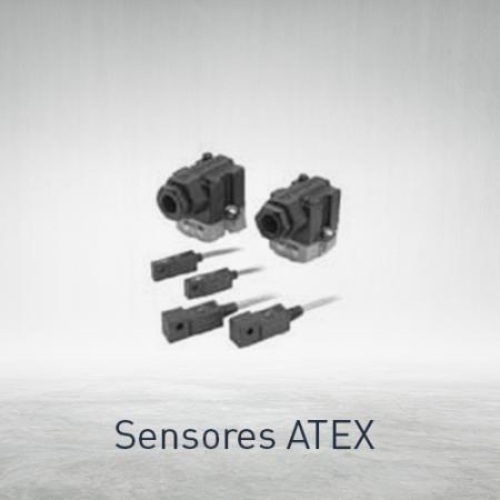 Sensores ATEX