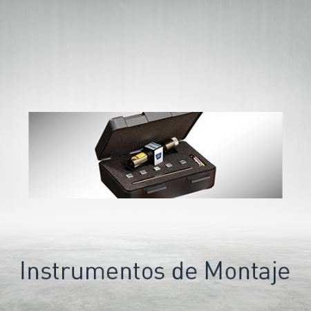 Instrumentos de montaje