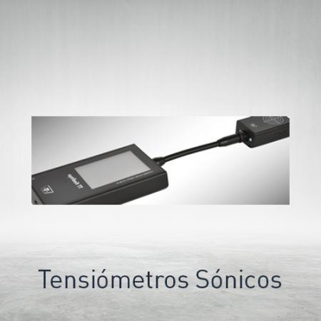 Tensiómetro sónico